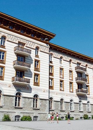 Maloja-Palace