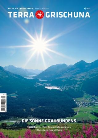 Oberengadin - Sonne