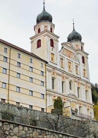 Disentis - Kloster