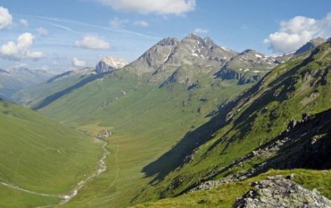 Berge Graubünden