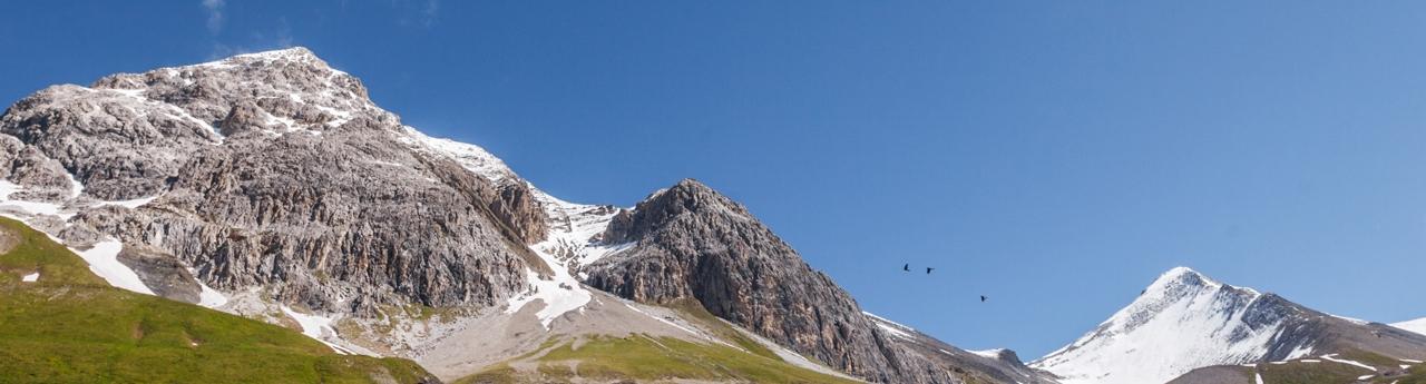 Panoramabild Albula