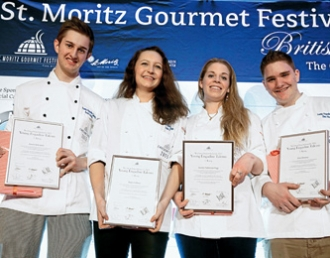 Young Engadin Talents, St. Moritz, Food Festival, Enagdin