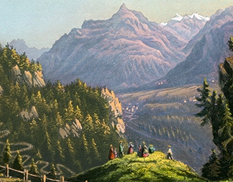 Wandern, Graubünden